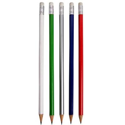 rf-canetas-e-brindes - Lápis com borracha e lápis sem borracha