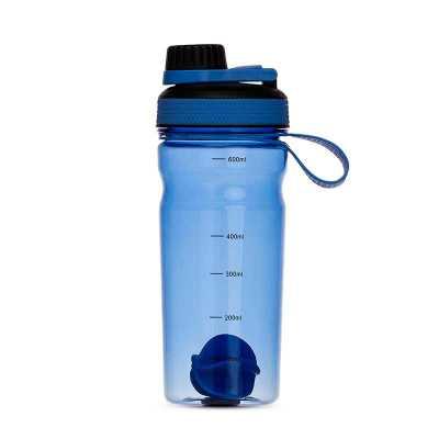 Coqueteleira plástica 600 ml