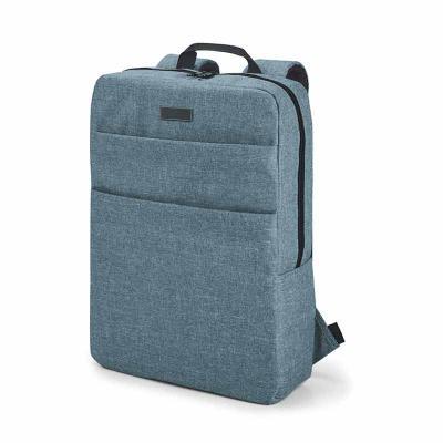 Mochila para notebook. 600D de alta densidade. Compartimento com divisória almofadada para notebo...