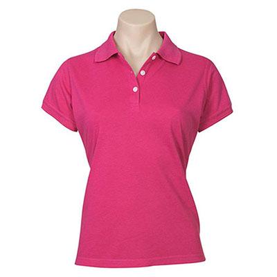 d6191aa743 Camisa polo feminina modelo baby look. - 134458