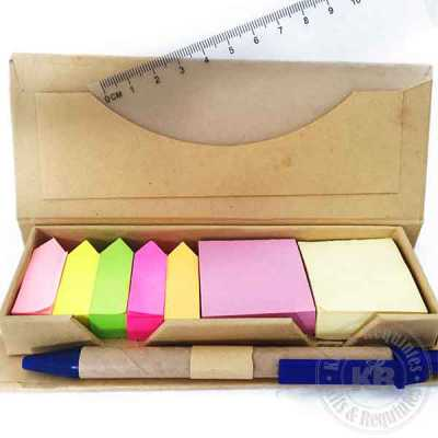 Estojo Personalizado - sticky notes