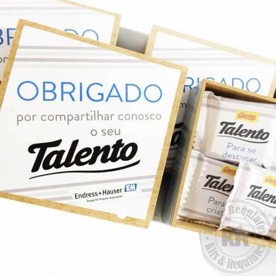 CAIXA DE TALENTOS - Kits & Requintes