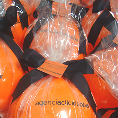 Kits & Requintes - Bolas em vinil personalizadas.