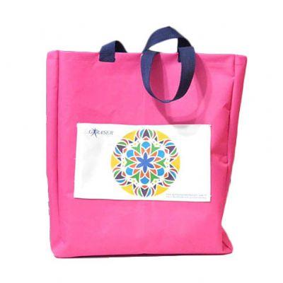 Bolsa em nylon (cores à escolher) com personalização. - Kits & Requintes