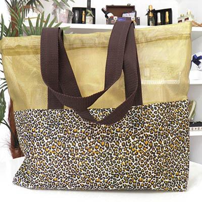 Kits & Requintes - Bolsa em nylon telado(cores à escolher), com personalização.