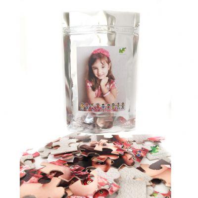 Kits & Requintes - Quebra-cabeça personalizado