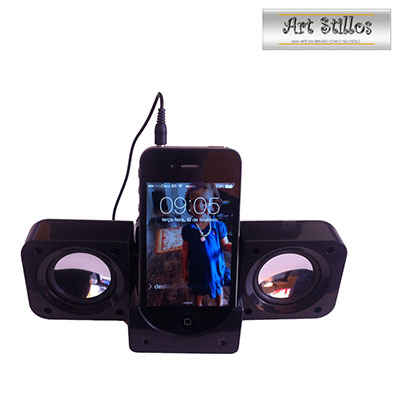 Art Stillos - Caixa de som para celular