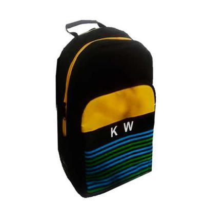 art-stillos - Mochila com bolso térmico personalizada