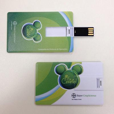art-stillos - PT card - pen drive em forma de cartão personalizado