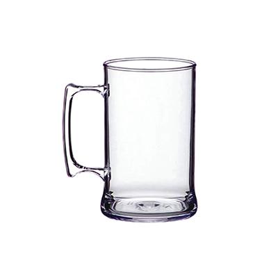 WDC Brindes - Caneca para chopp - plástica.