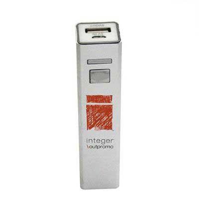 ablaze-brindes - Carregador portátil personalizado
