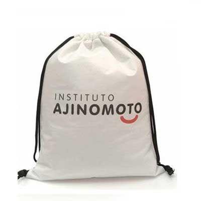 ablaze-brindes - Mochila saco personalizada