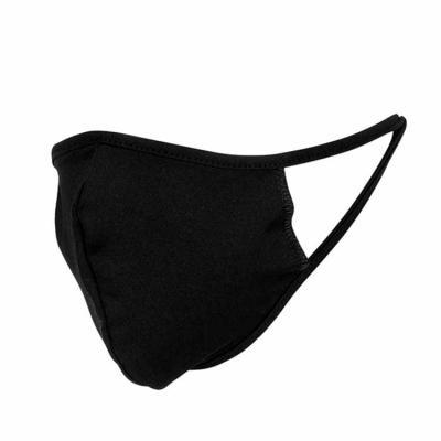 Máscara reutilizável em tecido suplex com 2 camadas. Altura : 17 cm Largura : 17 cm