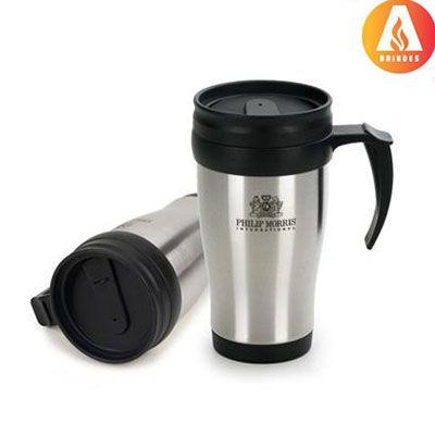 Ablaze Brindes - Caneca térmica personalizada, 400 ml.