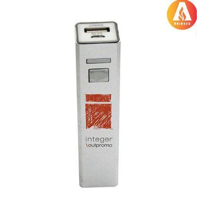 ablaze-brindes - Power Bank de metal