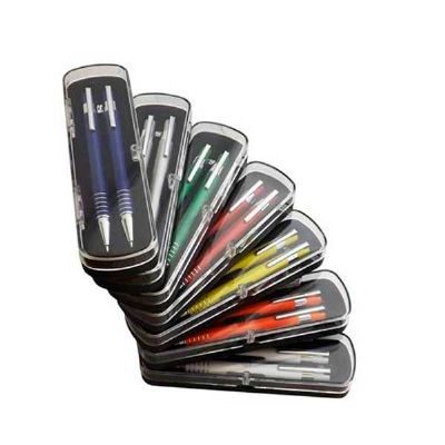 ablaze-brindes - Kit caneta e lapiseira personalizado