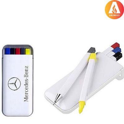 Ablaze Brindes - Kit caneta personalizado