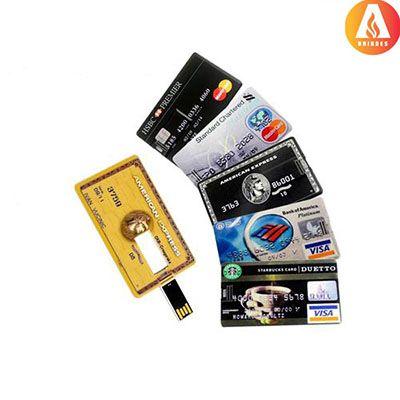 ablaze-brindes - Pen card disponível 4, 8 e 16 GB.