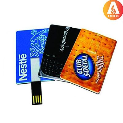 Ablaze Brindes - Pen Card 4 e 8gb gravação uv.