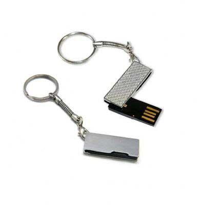 Ablaze Brindes - Pen drive chaveiro personalizado