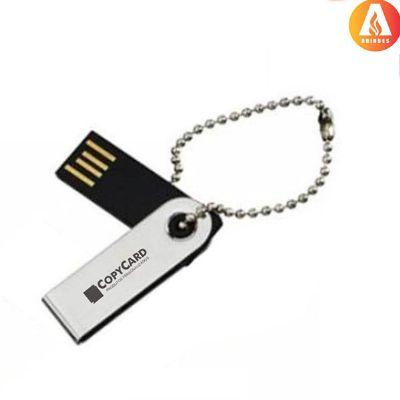 ablaze-brindes - Pen drive giratório 4 e 8 GB.