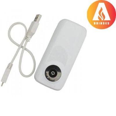 Ablaze Brindes - Carregador portátil, Power bank personalizado