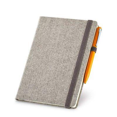 Link Promocional - Caderno capa dura