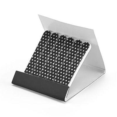 Link Promocional - Kit de 6 lixas em caixa de cartão