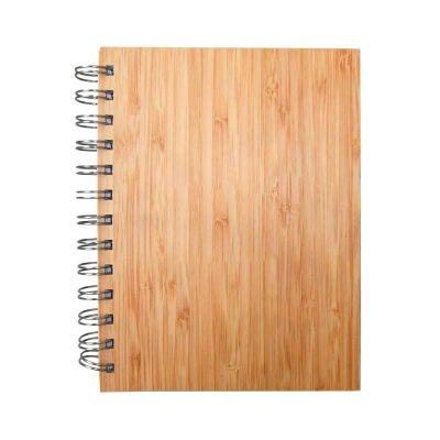 Link Promocional - Caderno bambu