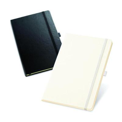 Link Promocional - Bloco de anotações com capa dura.