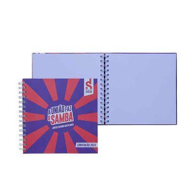 Link Promocional - Caderno personalizado
