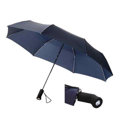 link-promocional - Guarda-chuva dobrável para personalização
