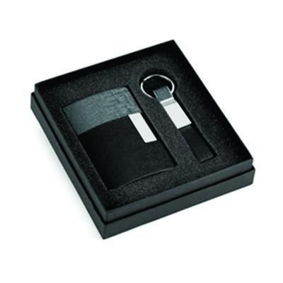 Link Promocional - Kit de porta cartões e chaveiro.