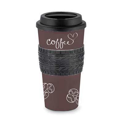 Abrindes - Copo Café 500 ml com Luva