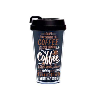 Abrindes - Copo duplo cafe