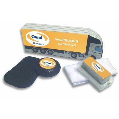 Kit higiene personalizado - Abrindes