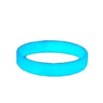 Abrindes - Pulseira florescente azul