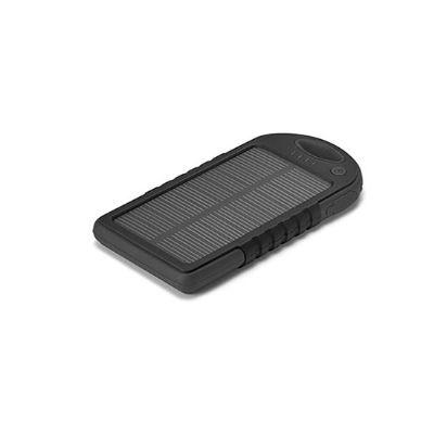 No Ato Brindes - Bateria solar personalizada