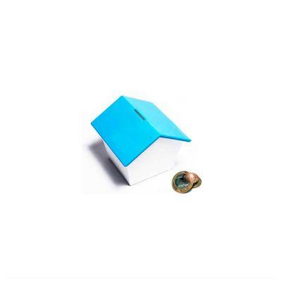 no-ato-brindes - Cofre Personalizado em formato de casa.