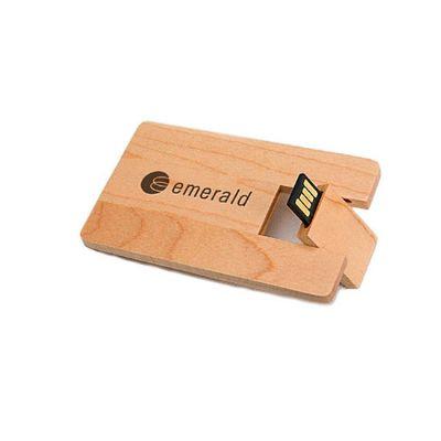 No Ato Brindes - Pen drive cartão personalizado.