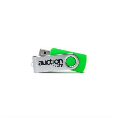 no-ato-brindes - Pen drive personalizado, impressão da logomarca em laser, capacidade 4GB, disponível em cores vibrantes, embalado em sacos plásticos individuais