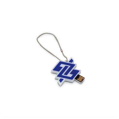 no-ato-brindes - Pen drive customizado feito em acrílico e impressão digital.