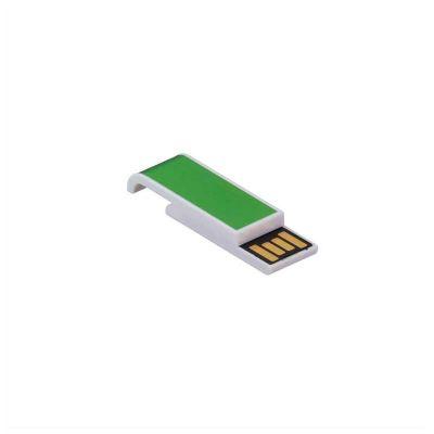 Pen drive Retrátil personalizado, capacidade 4GB e cores variadas, logomarca em laser. Produto embalado individualmente em sacos plásticos