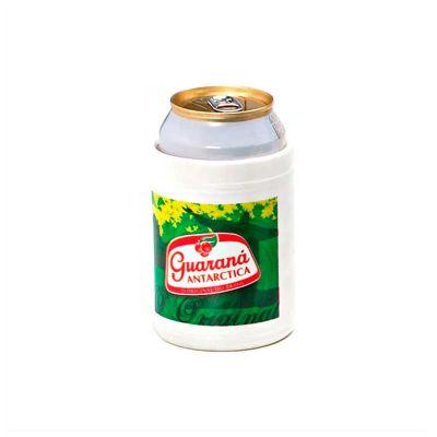 No Ato Brindes - Porta lata de cerveja com capacidade de 350 ml (01 lata).