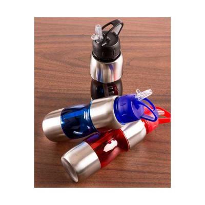 Squeeze Aluminio Personalizado Promocional - No Ato Brindes