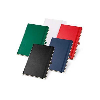 No Ato Brindes - Caderno de Anotações sem Pauta Personalizado