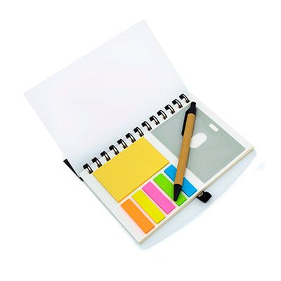 No Ato Brindes - Caderno de Anotações Personalizado - Brindes
