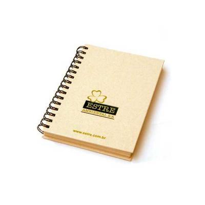 No Ato Brindes - Caderno Promocional
