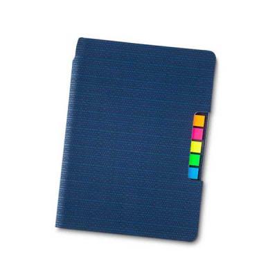 No Ato Brindes - Caderno de Anotações Personalizado com sticky notes