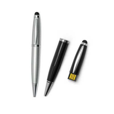 Caneta pen drive para Brinde Personalizada - No Ato Brindes